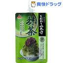 井村屋 こだわりの氷みつ 抹茶(4〜6杯分)