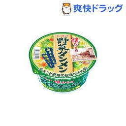 ニュータッチ 懐かしの野菜タンメン(1コ入)【ニュータッチ】[カップラーメン カップ麺 インスタントラーメン非常食]