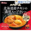 スープカリーの匠 北海道産チキンの濃厚スープカレー(360g*2箱セット)