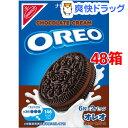 オレオ チョコレートクリーム(6枚*2パック*48箱セット)【オレオ】