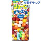 ジューC カラーボール ソーダたち(35g)【ジューC】
