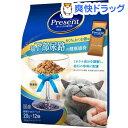 コンボ プレゼント キャット ドライ 猫下部尿路の健康維持 まぐろとかつお味(20g 12袋入)【コンボ(COMBO)】