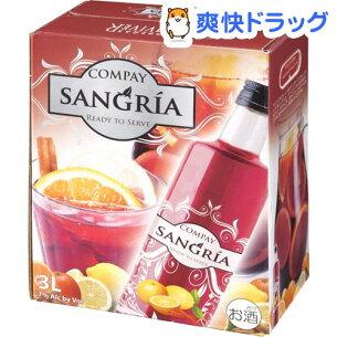 コンパイ サングリア バッグインボックス