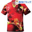 ニッタク ゲームシャツ スカイマジカルシャツ レッド Lサイズ(1枚入)【ニッタク】
