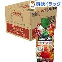 カゴメ 野菜生活100 Smoothie オレンジざくろ&ヨーグルトMix(330ml*12本入)【野菜生活】
