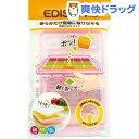 エジソン 冷凍小分けパック Mサイズ 15ブロック(1コ入)【エジソン(子供用)】