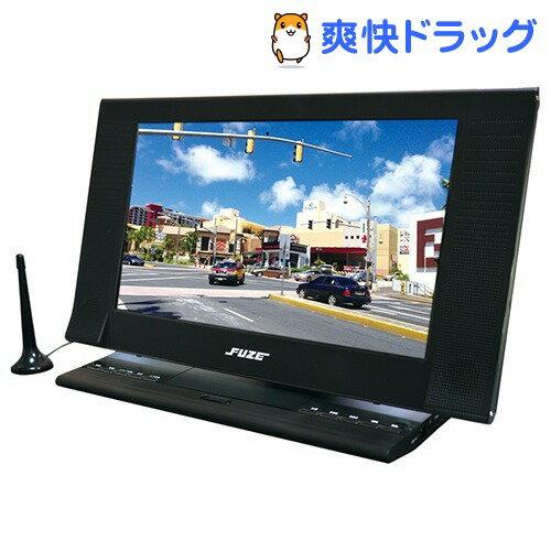 FUZE DVDプレーヤー搭載 スライド式14イ...の商品画像