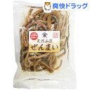 マルアイ 天然山菜 ぜんまい 水煮(80g)