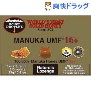 ハニージャパン ハニードロップレット UMFマヌカハニー15プラス(23g)