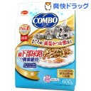 コンボ 猫下部尿路の健康維持 まぐろ味 減塩かつお節添え(120g 5袋入)【コンボ(COMBO)】