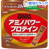 ザバス アミノパワー プロテイン カフェオレ風味(33本入)