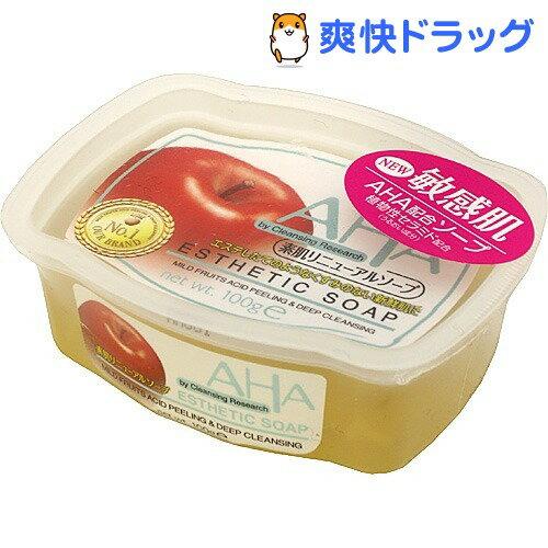クレンジングリサーチ ソープ b(100g)【クレンジングリサーチ】[洗顔 石けん 石鹸]