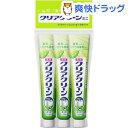 クリーン 歯ブラシ 歯磨き粉
