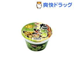 マイフレンド ビック たぬきそば(1コ入)【マイフレンド】[そば カップ麺 非常食]