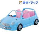 リカちゃん LF-04 かぞくでドライブ ファミリーカー(1セット)【リカちゃん】[りかちゃん 家具 おもちゃ]【送料無料】
