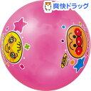 アンパンマン カラフルボール 7号 ピンク(1コ入)