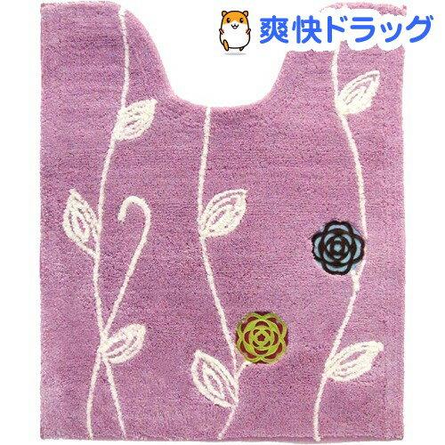 エトフ 洗えるトイレマット ロングサイズ ピンク(1枚入)【エトフ】