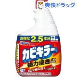カビキラー お得な2.5本分(付替え)(1kg)【HLSDU】 /【カビキラー】[掃除用洗剤 カビ掃除]