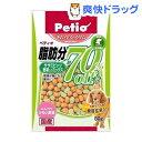 ペティオ おいしくスリム 脂肪分約70%オフ ササミビッツ 野菜入り(80g)【ペティオ(Petio)】[犬 クッキー]