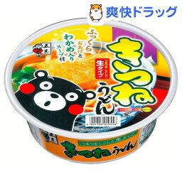 五木の生タイプカップ麺きつねうどん(254kcaL)(1コ入)[インスタント うどん]