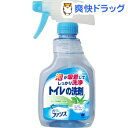 香りのファンス トイレの洗剤 本体(400mL)【ファンス】[液体洗剤 トイレ用]