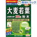 大麦若葉粉末100%(85g)【山本漢方 青汁】