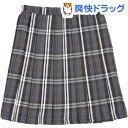 TeensEver TE-16SS スカート グレー/ホワイト M(1枚入)