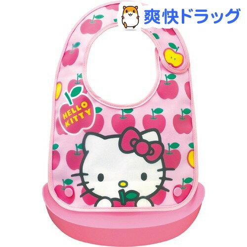 日本製 ハローキティ ベビー エプロン BR-4(1枚入)[ベビー用品]...:soukai:10542941