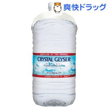 クリスタルガイザー ガロン シャスタ産正規輸入品(3.78L*6本入)【クリスタルガイザー(Crystal Geyser)】