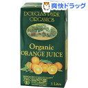 むそう商事 オーガニックオレンジジュース(1L)[オレンジジュース オレンジ ジュース]