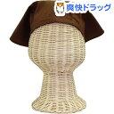 カーブが綺麗に出る三角巾 子供用 茶(1枚入)[三角巾]