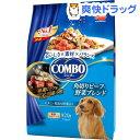 コンボ ドッグ 角切りビーフ・野菜ブレンド(230g*4袋入)【コンボ(COMBO)】