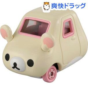 ドリームトミカ コリラックマ ミニカー おもちゃ タカラトミー