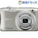 ニコン デジタルカメラ クールピクス A100 シルバー(1台)【クールピクス(COOLPIX)】【送料無料】