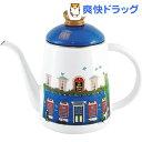 メリー 11cm ドリップポット メリーハウス ブルー MM-11CP・H(1コ入)