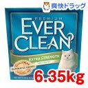 猫砂 エバークリーン 微香タイプ(6.35kg)【エバークリーン】[猫砂 ねこ砂 ネコ砂 鉱物 ペット用品]
