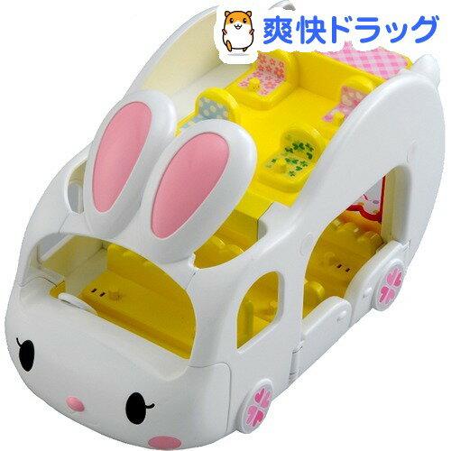 こえだちゃん おしゃべりコレクション うさぎの2かいだてバス(1セット)【こえだちゃん】[おもちゃ]【送料無料】