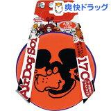 空气狗软件170a-93 橘子(1个入)【空气狗】[狗 玩具][エアドッグソフト170a-93 オレンジ(1コ入)【エアードッグ】[犬 おもちゃ]]