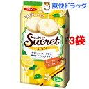 ミスターイトウ シュクレット レモン(10枚入*3袋セット)