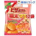 ピザポテトこっくり明太マヨ Pizza味(60g*12コセット)