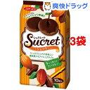 ミスターイトウ シュクレット ショコラ(10枚入*3袋セット)