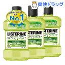 薬用リステリン ナチュラルケア 低刺激タイプ(1L 3コセット)【jj1712】【LISTERINE(リステリン)】