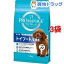 プロマネージ トイプードル専用 成犬用(1.7kg*3コセッ