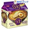 日清ラ王 豚骨醤油(5食入)