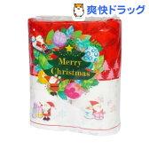 クリスマストイレット ダブル(27.5m*4ロール)