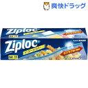 ジップロック イージージッパー(中*10枚入(17.7cm*20.3cm))【Ziploc(ジップロック)】[キッチン用品]