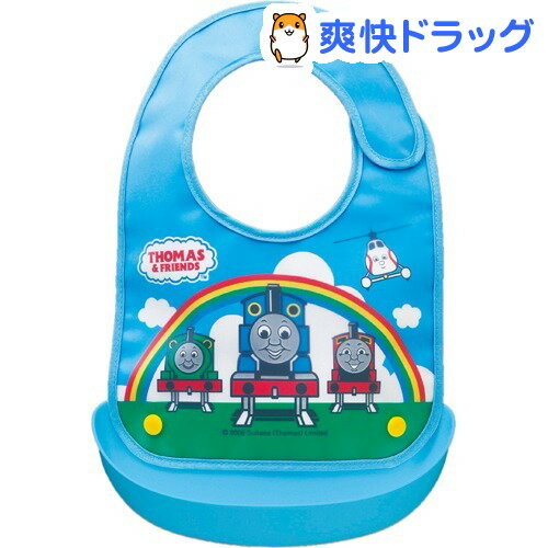 日本製 きかんしゃトーマス ベビー エプロン BR-4(1枚入)[ベビー用品]...:soukai:10542942