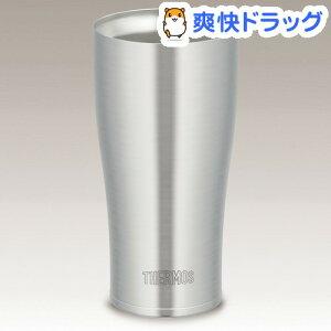サーモス 真空断熱タンブラー JDA-400 S(1コ入)【サーモス(THERMOS)】[サーモス ステンレス タンブラー]