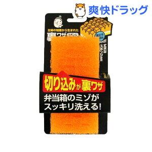 スポンジ オレンジ キッチン