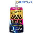ザバス ピットインエネルギージェル ピーチ風味(69g)【ザバス(SAVAS)】